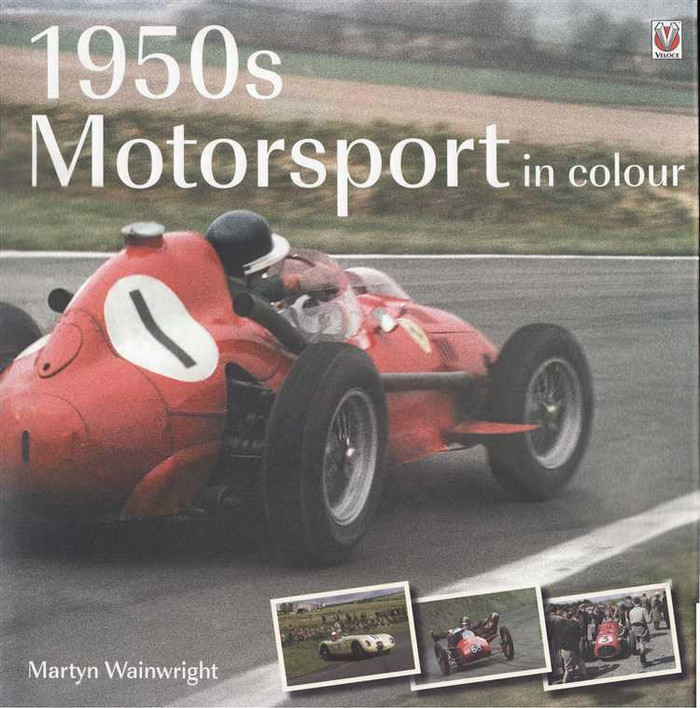 1950s Motorsport in Colour