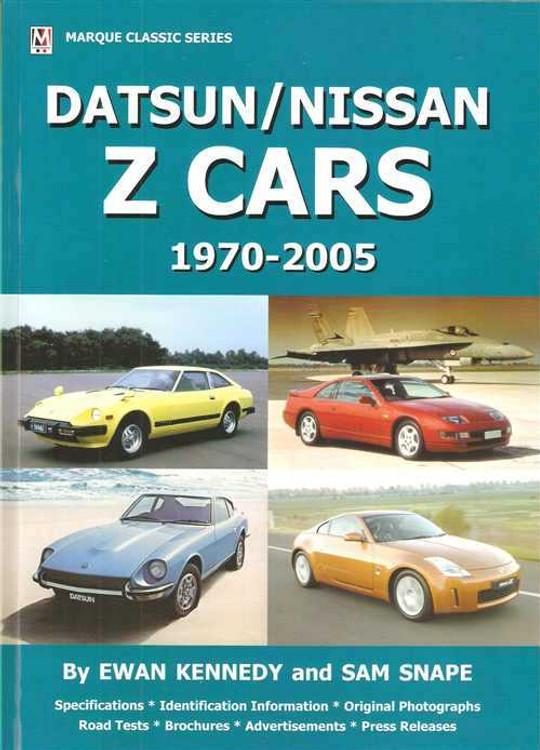 Datsun, Nissan Z Cars 1970 - 2005