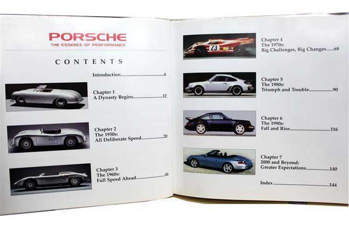Porsche: The Essence of Performance