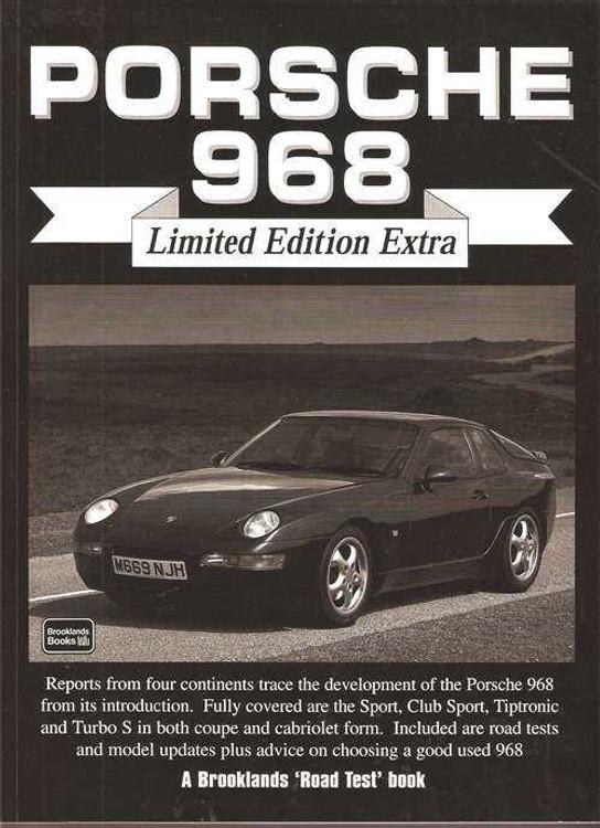 Porsche 968: Limited Edition Extra