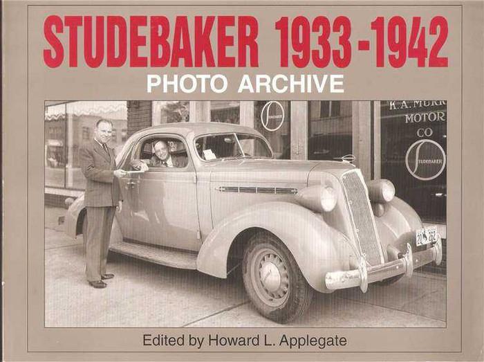 Studebaker 1933 - 1942 Photo Archive