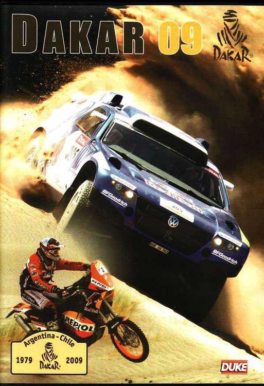 Dakar Rally 2009 (Argentina-Chile) DVD