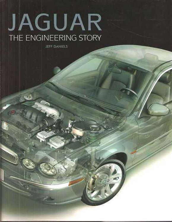 Jaguar: The Engineering Story