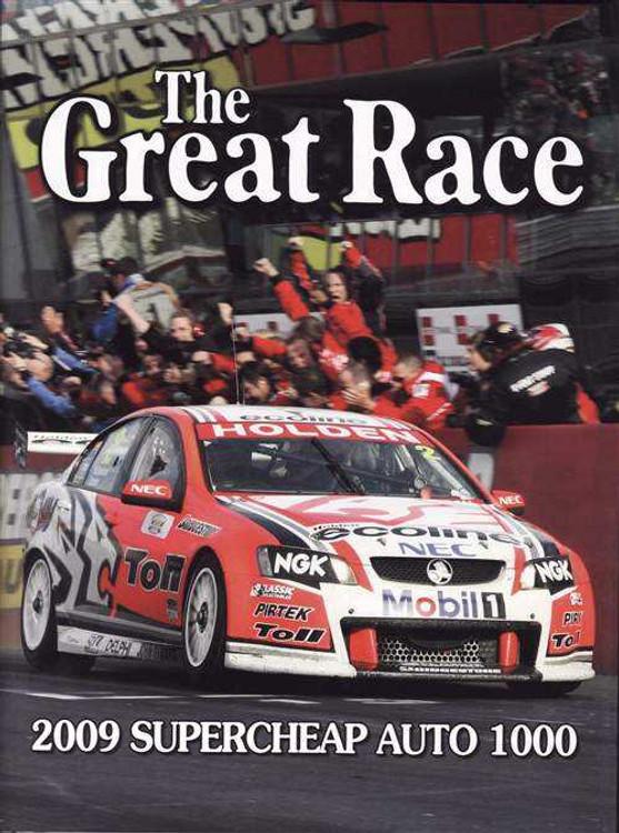 The Great Race 2009 Annual (No. 29): 2009 Super Cheap Auto 1000
