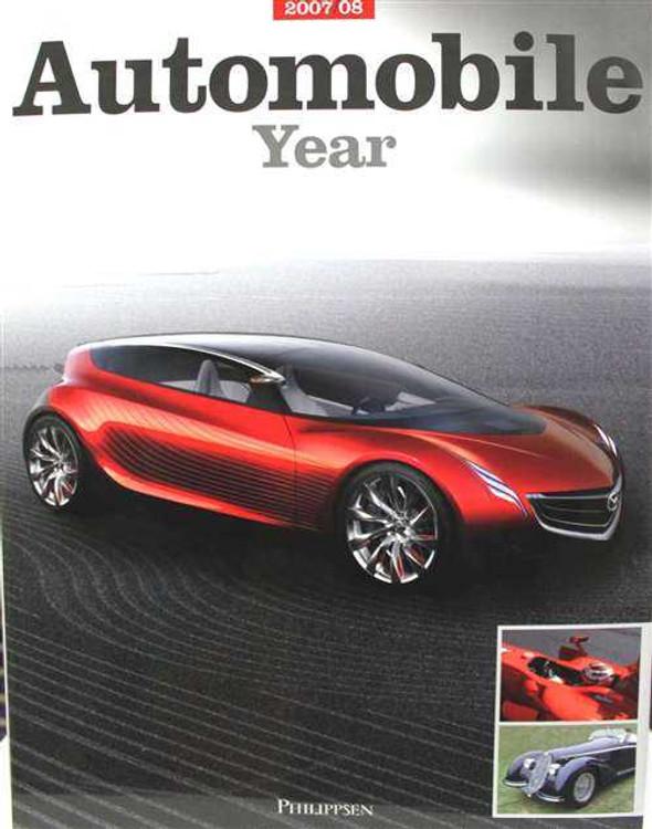 Automobile Year 2007 - 2008 (No. 55)