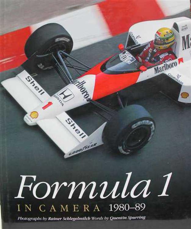 Formula 1 In Camera 1980 - 1989