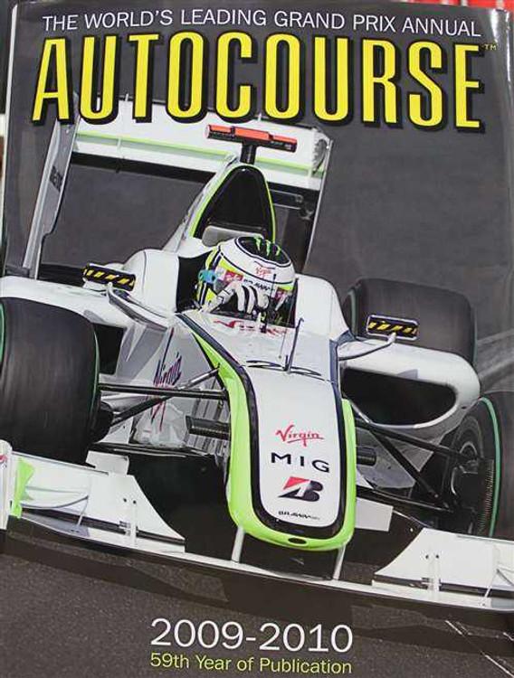 Autocourse 2009 - 2010 (59th Year Of Publication): Grand Prix Annual