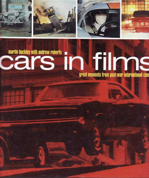 Cars in Films: Great Moments From Post-War International Cinema