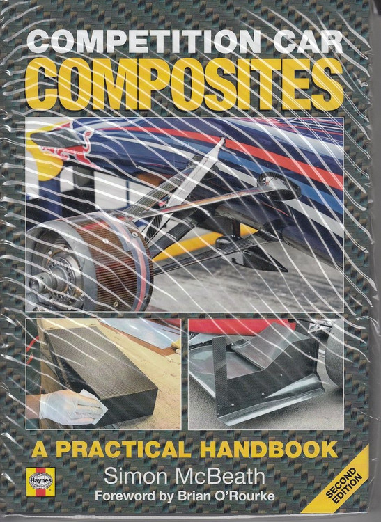Competition cars composits
