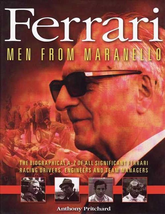 Ferrari Men From Maranello (Biography)
