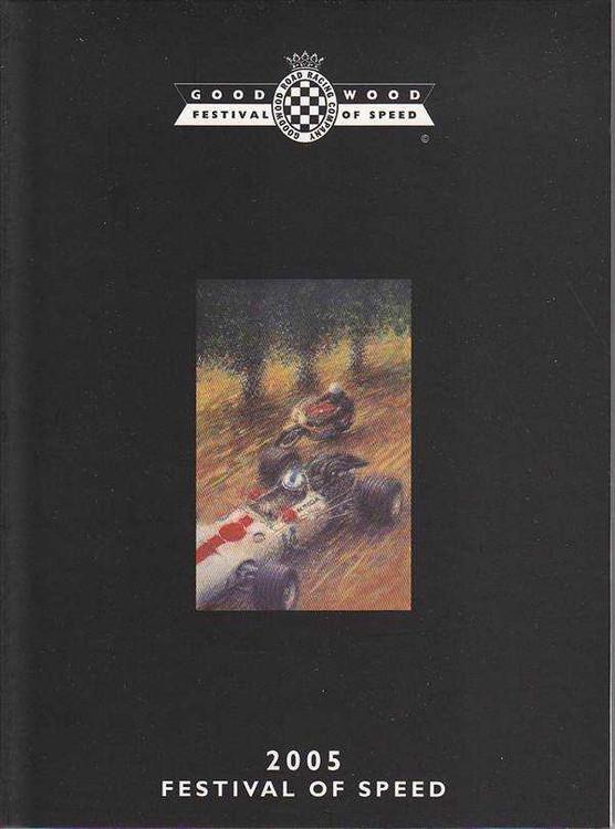 Goodwood: 2005 Festival of Speed DVD