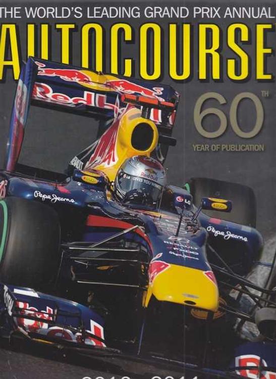 Autocourse 2010 - 2011 (No. 60) Grand Prix Annual
