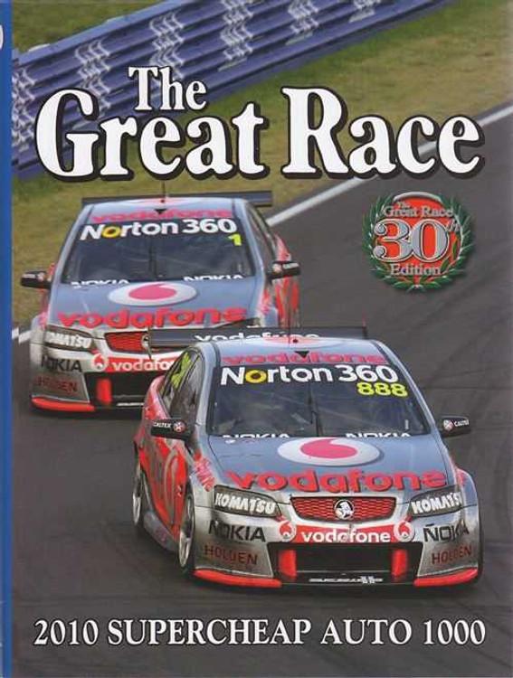 The Great Race 2010 Annual (No. 30) 2010 Super Cheap Auto 1000