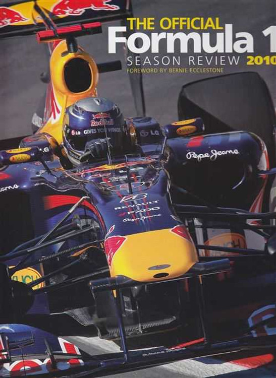 The Official Formula 1 Season Review 2010
