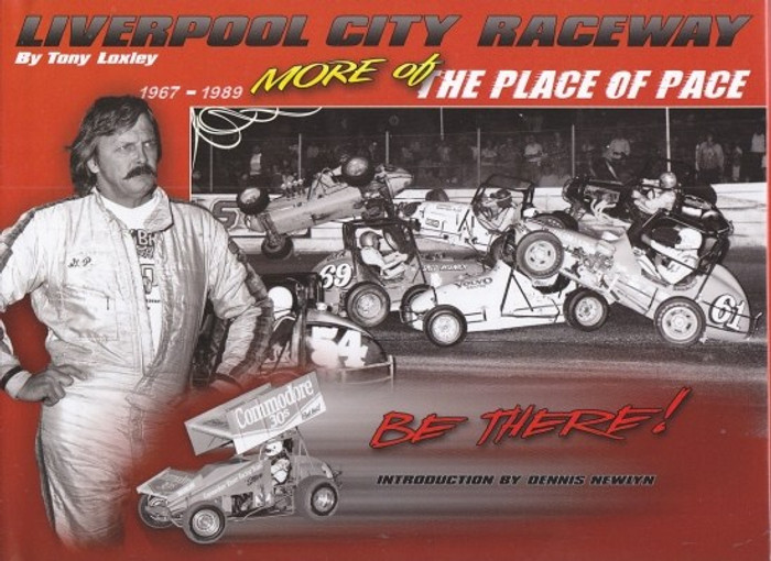 More of The Place of Pace - Liverpool City Raceway 1967 - 1989 (Volume 2)