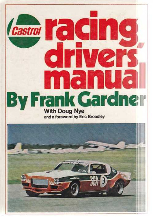 Castrol Racing Drivers' Manual