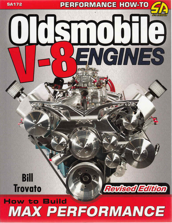 How to Build Max-Performance Oldsmobile V-8s - Revised Edition - front