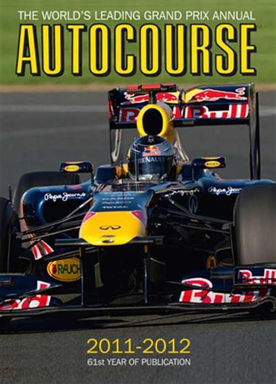Autocourse 2011 - 2012 (No. 61) Grand Prix Annual