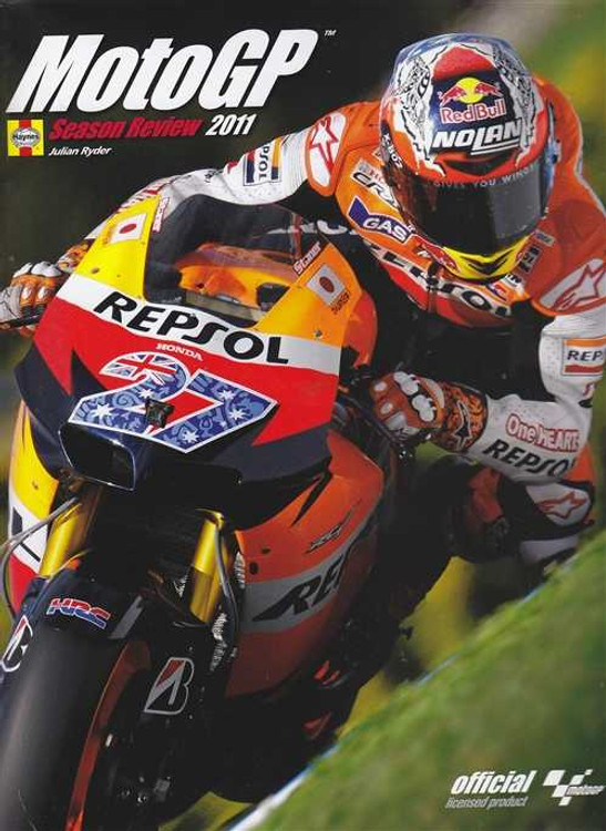 MotoGP Season Review 2011