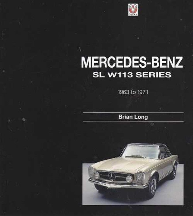 Mercedes-Benz SL W113 Series 1963 to 1971