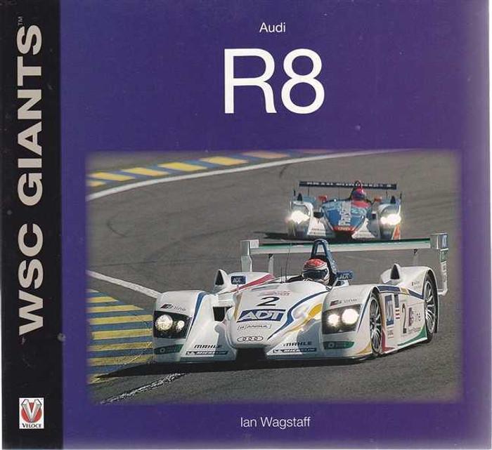 Audi R8  WSC Giants