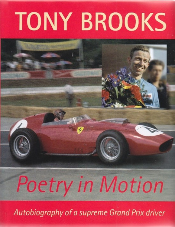 Tony Brooks Poetry in Motion