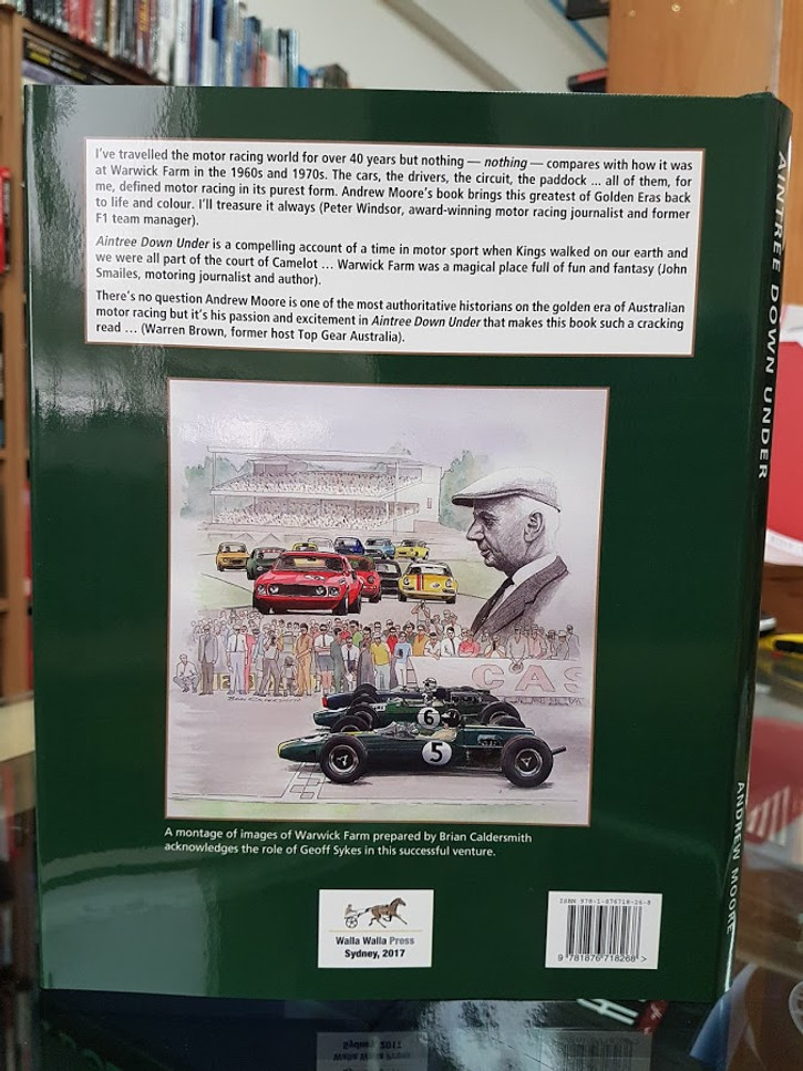 Aintree Down Under - Warwick Farm and the Golden Age of Australian Motor Sport