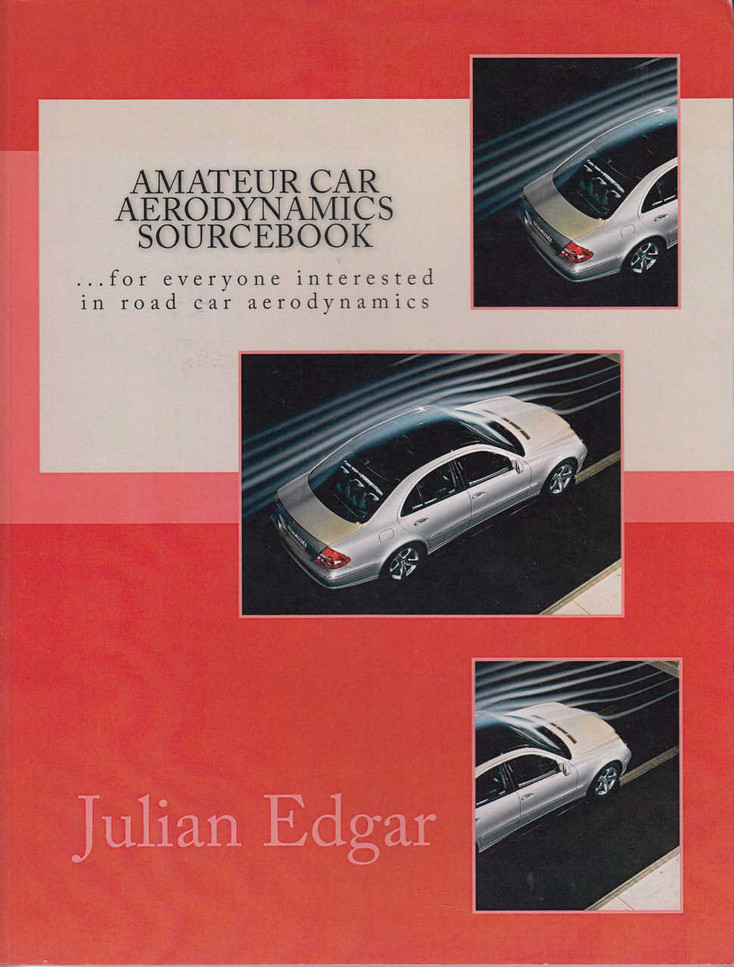 Amateur Aerodynamics Sourcebook...for everyone interested in road car aerodynamics (9781482735253) (view)