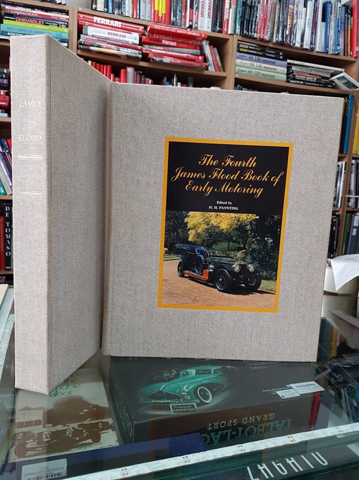 The Fourth James Flood Book of Early Motoring (0950095354)