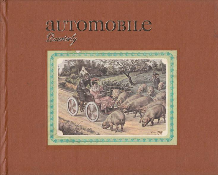 Automobile Quarterly Vol 5 No 2