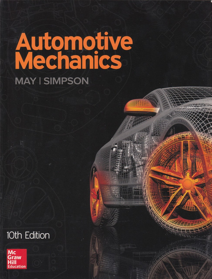 Automotive Mechanics 10th Edition (9781760421502)