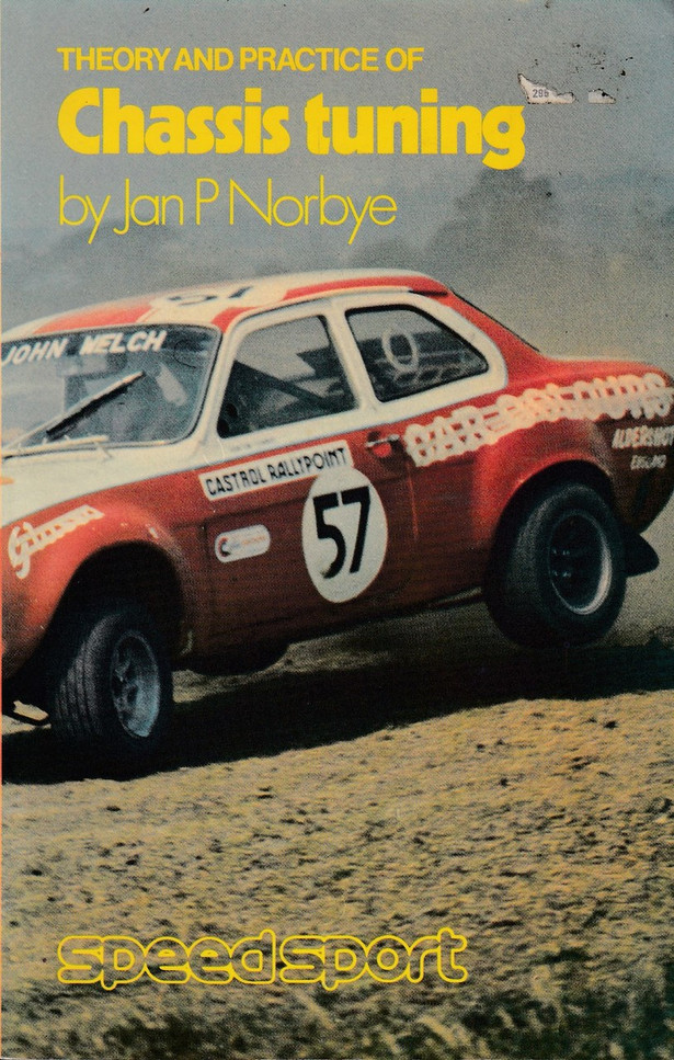 Theory and Practice of Chassis Tuning (Paperback) by Jan P. Norbye