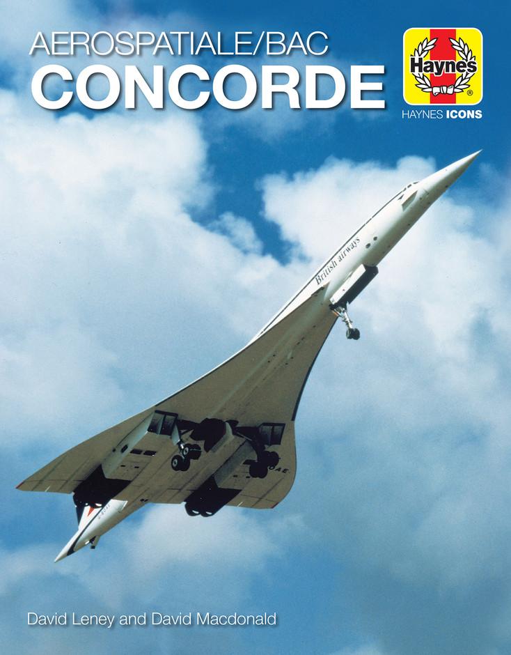 Aerospatiale / BAC Concorde (Haynes Icons) (9781785215766)