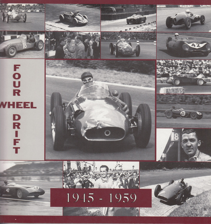 Four Wheel Drift 1945-1959 (Mike Lawrence) Paperback - 1s Edn. 1994 (9780903243124)
