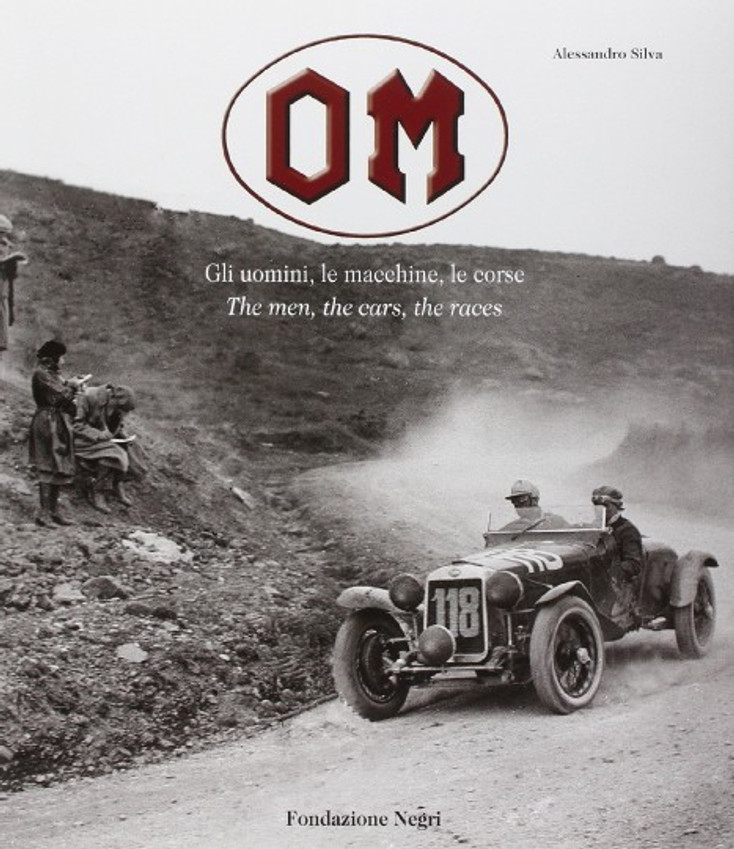 M - The Men, The Cars, The Racers (Alessandro Silva) (9788889108314)