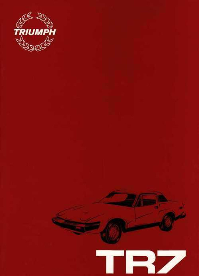 Triumph TR7 Workshop Manual
