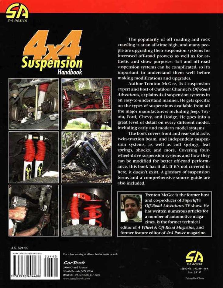 4x4 Suspension Handbook