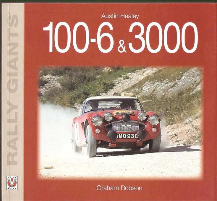 Austin Healey 100-6 & 3000 (Rally Giants Series)