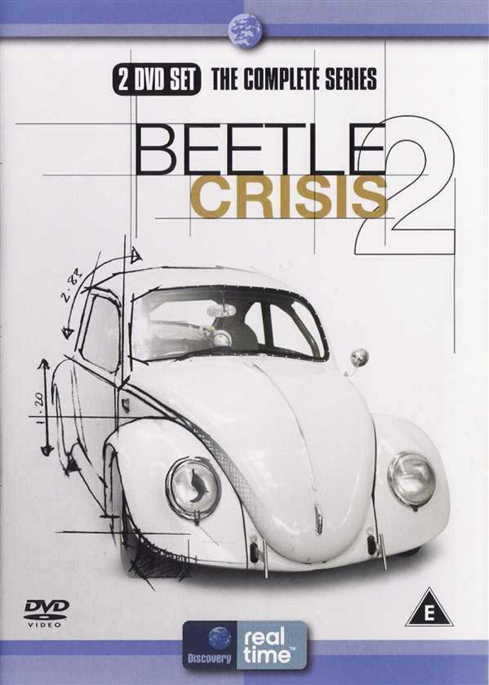 Beetle Crisis 2: The Complete Series (2 DVD Set)