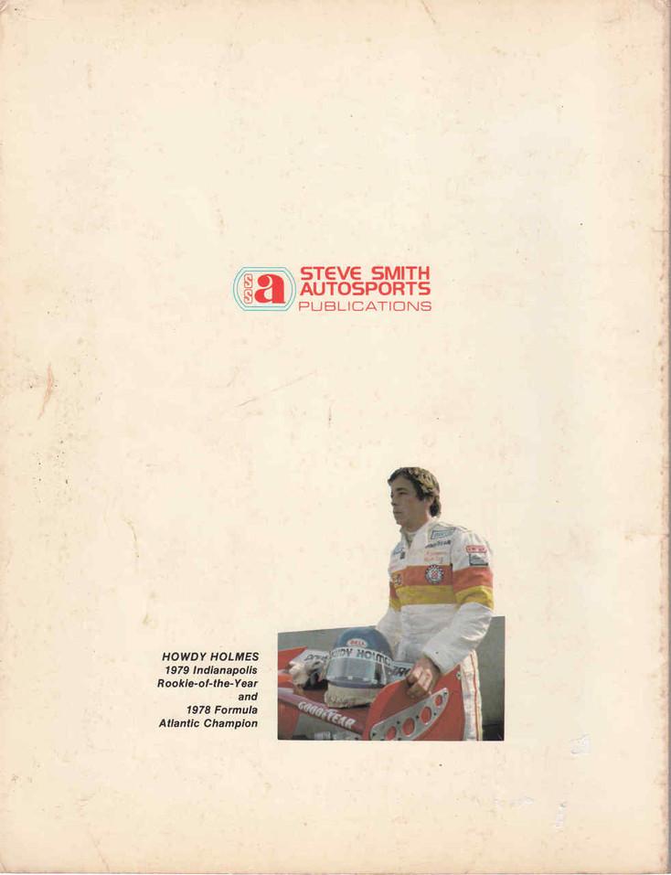 Formula Car Technology (Howdy Holmes) (0936834285) - back