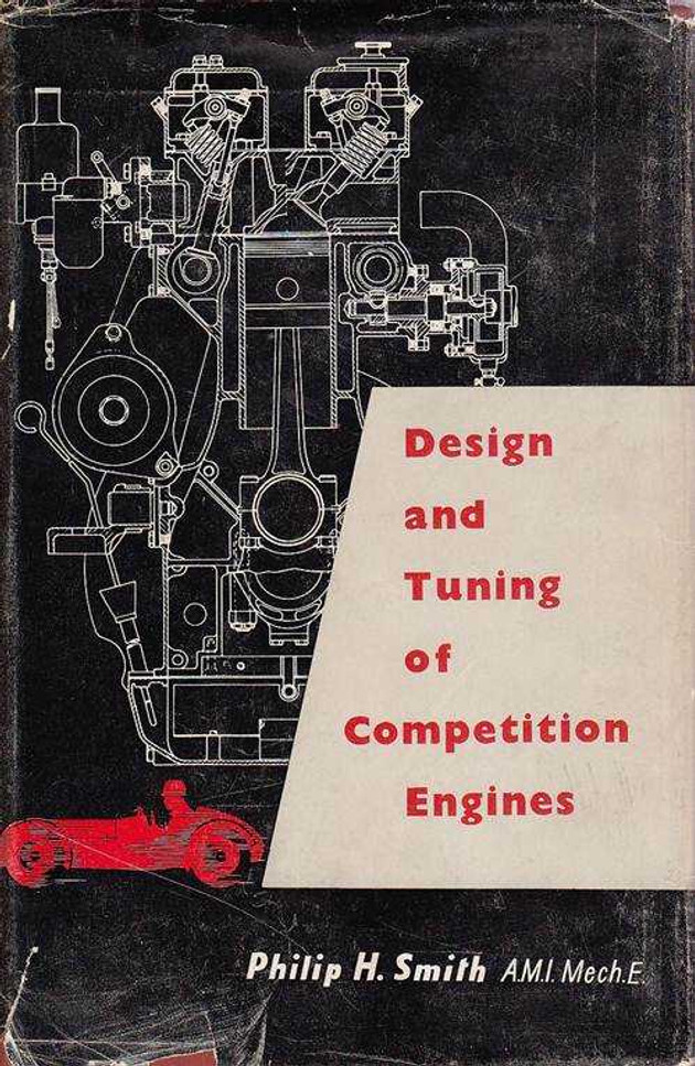 Design and Tuning of Competition Engines