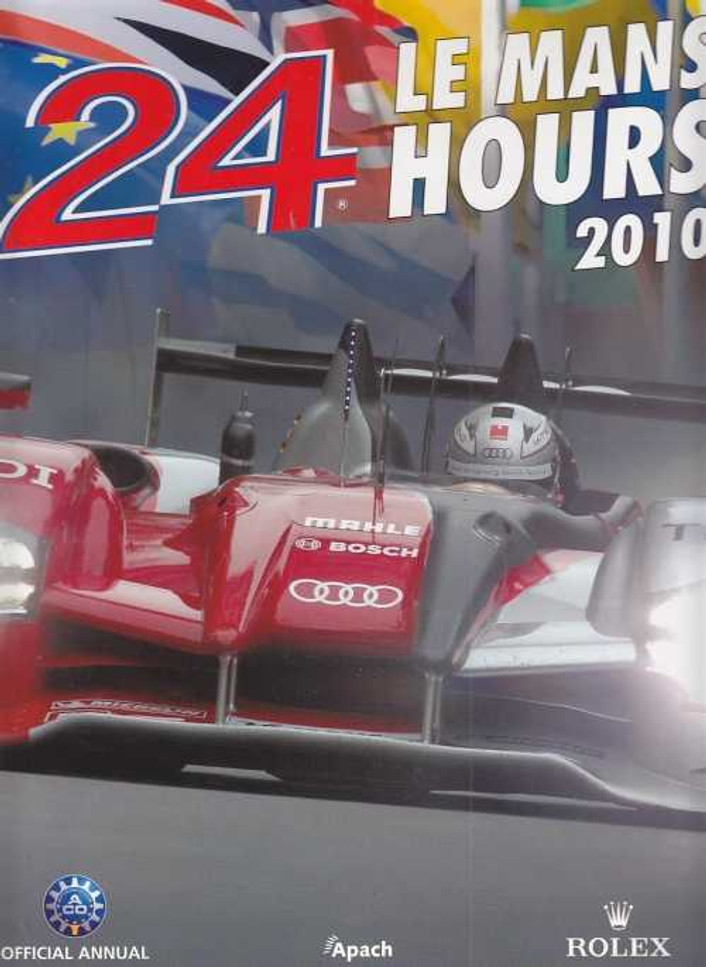 2010 Le Mans 24 Hours - Official Book