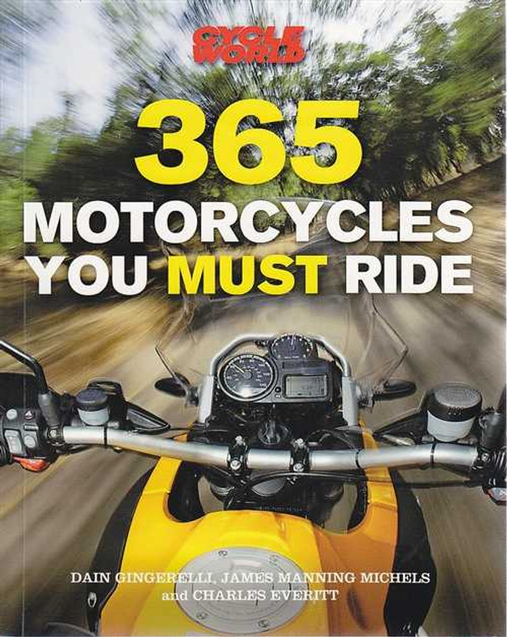 365 Motorcycle You Must Ride