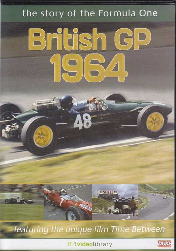 British GP 1964: The Story Of The Formula One DVD
