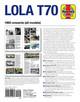 Lola T70 1965 Owners' Workshop Manual (9781785212079)