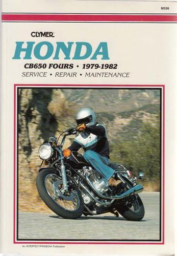 Honda Cb650 Fours 1979