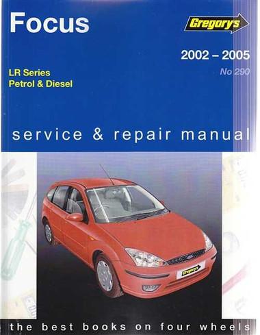 ford 500 repair manual