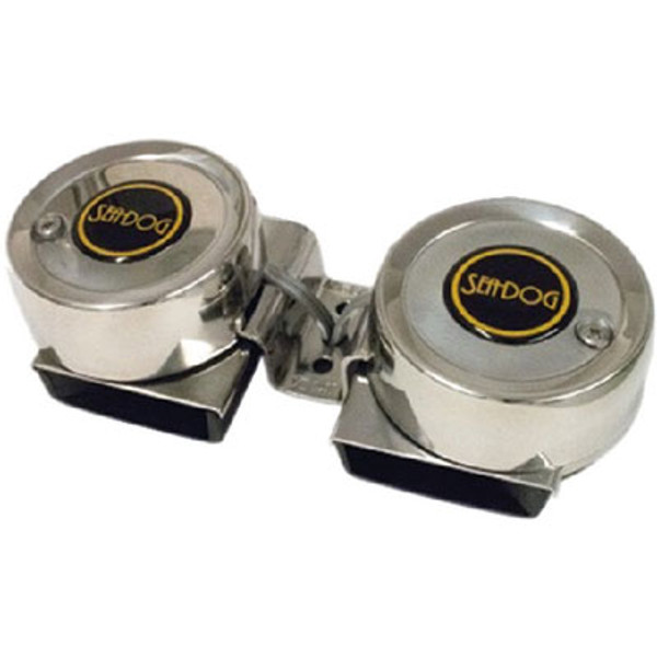 SeaDog 431120-1 Mini Twin Compact Horn NEW