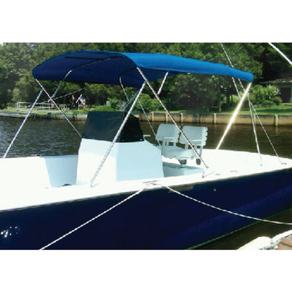 """Carver Covers 3 Bow 73-78"""" Cap Navy Canvas 603A05"""