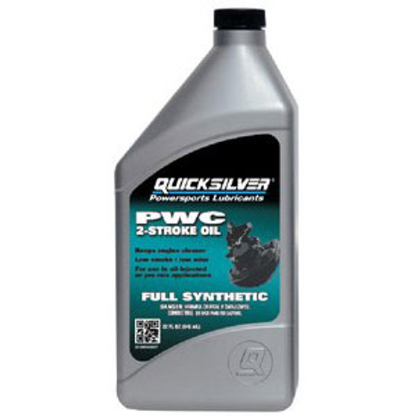 OEM Quicksilver PWC Synthetic Engine Oil